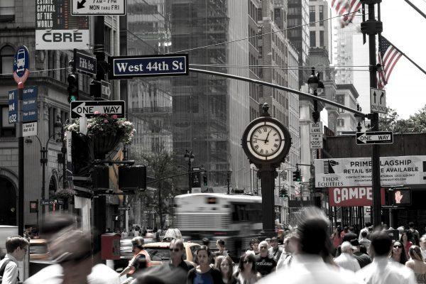 New York Road Trip Evasion