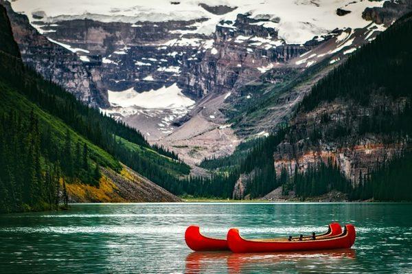 lac louise, Séjour Canada, Agence de Voyage Roadtrip Evasion