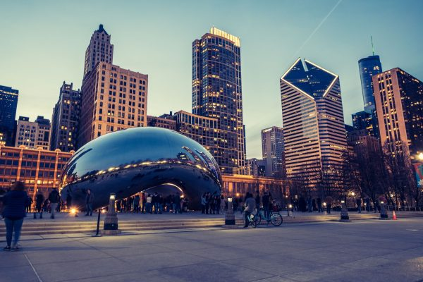 Chicago Road Trip Evasion