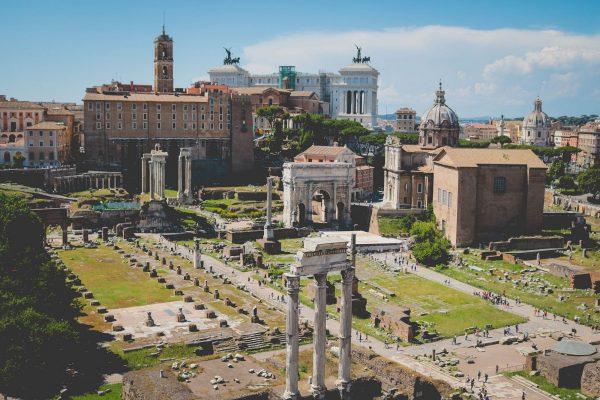 Séjour à Rome, Agence de Voyage sur-mesure Road TRip Evasion