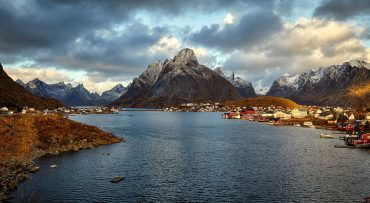 Iles Lofoten Road Trip Evasion