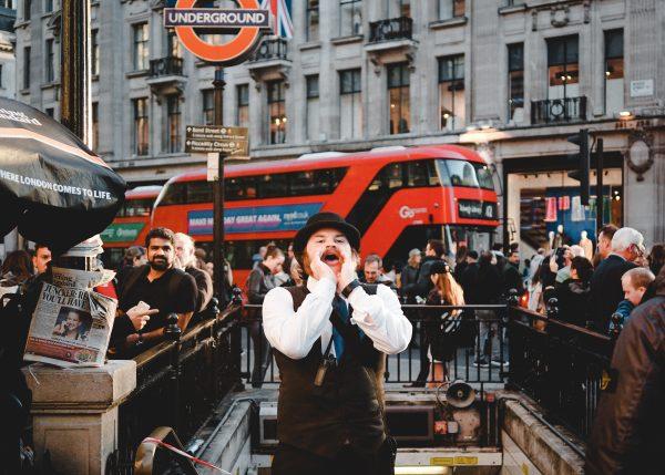 Londres Road Trip Evasion