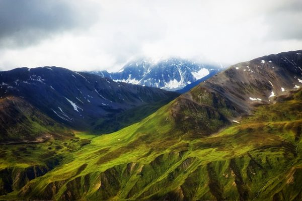 montagne alaska Road Trip Evasion