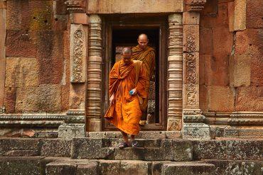 sortie des moines Road Trip Evasion