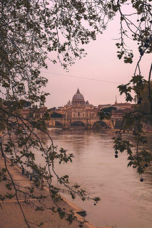 Rome Road Trip Evasion