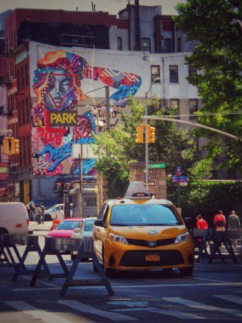 Taxi - New York - Séjour Road Trip Evasion