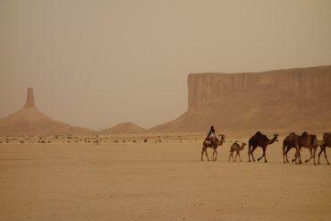 Désert - Arabie Saoudite - Séjour Road Trip Evasion