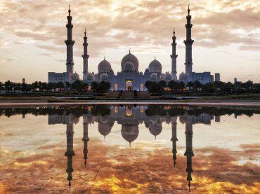 Mosqué Sheikh Zayed - Abu Dhabi - Séjour Road Trip Evasion