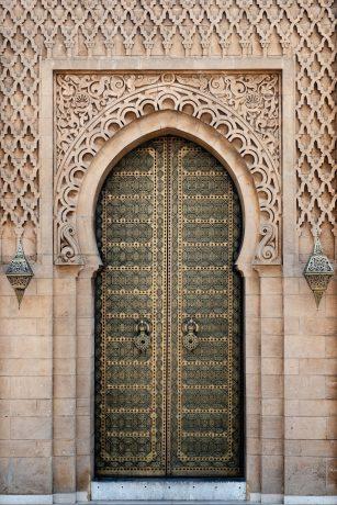 Porte style Arabe - Séjour Road Trip Evasion
